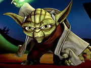 Play Star Wars Yoda Man game