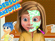 Play Riley Anderson First Makeover game