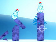 Play Snowmans Monsters 2 game