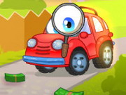Play Wheely 7: Detective game