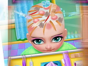 Play Anna Hair Care Doctor game