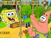 Play Spongebob Gold Rush 3 game