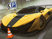 Play Parking Supercar City game