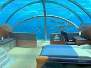 Play Underwater World Lounge Escape game
