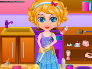 Play Sana House Cleaning game