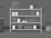 Play Black And White Escape: House game