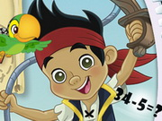 Play Jake And The Neverland Pirates Math Quiz game