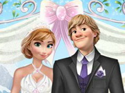 Play Anna And Kristoff Wedding Night game