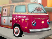 Play Repair Ice Cream Truck game