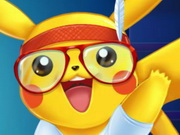 Play Pikachu Doctor And Dress Up game