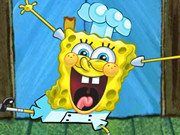 Play Spongebob Pizza Restaurant game