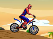 Spelen Spider-man Monster Journey spel