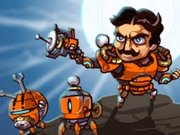 Spelen Tesla: War Of Currents spel