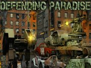 Play Defending Paradise - Tower Defense game