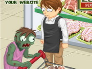Zombie Mart Game