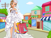 Play Wedding Shopping Spree game