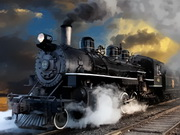 Play Delivery Steam Train game