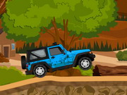 Play Off Road Jeep Hazard game