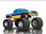 Play Monster Car Challenge game