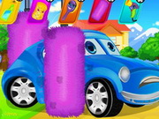 Kids Car Wash Game