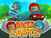 Play Racer Kartz game