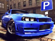 Play 3D Parking City Rumble Games game
