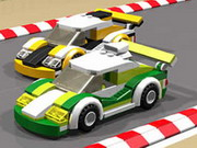 Lego Car Hidden Tires Game