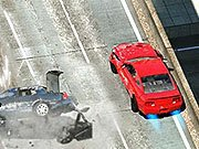 Play Traffic Collision game