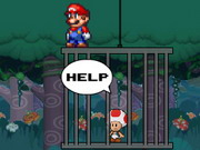 Play Super Mario - Save Toad game