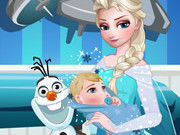 Play Elsa Caesarean Birth game