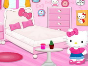 Play Hello Kitty Room Decoration game
