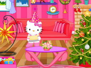 Play Hello Kitty New Year Decoration game