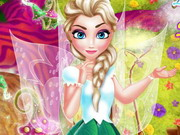 Play Elsa Fairy Room Decoration game
