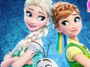 Play Frozen Secret Diary Quiz game