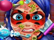 Play Ladybug Skin Doctor game