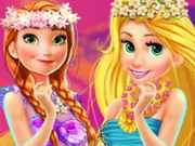 Play Disney Princesses Hawaii Shopping game
