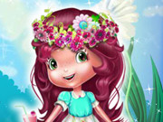 Play Strawberry Shortcake Fashion And Style game