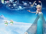 Play Princess Elsa Teacher game