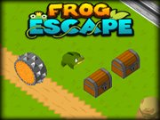 Play Frog Escape game
