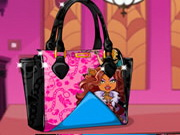 Play Monster High Handbag Design game