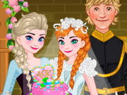 Play Anna Wedding Cake game