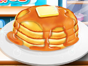 Play Cooking Breakfast Pancake game