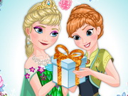 Play Frozen Fever game