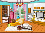 Play Girly Room Decoration Game 2 game