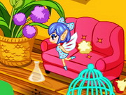 Play Fairy Clean Up Day game