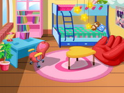 Play Girls Dorm Room Decoration game