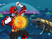 Play Power Rangers Defense game