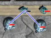 Play Iron Serpent: Defense game
