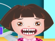 Dora Dental Surgery Game