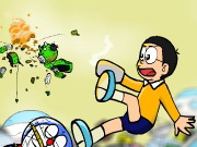 Doraemon And The Bad Dogs Game